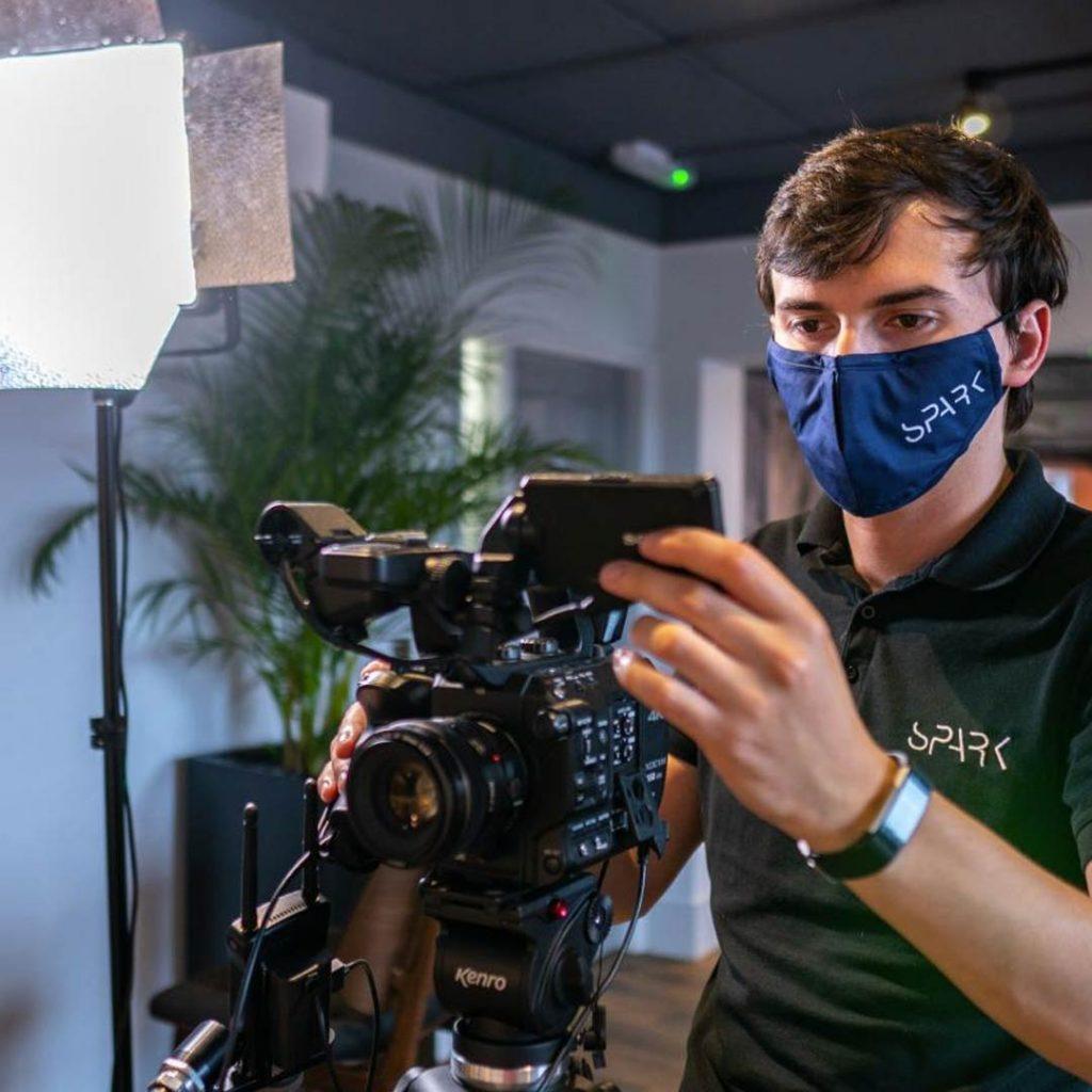 Video Production Crew